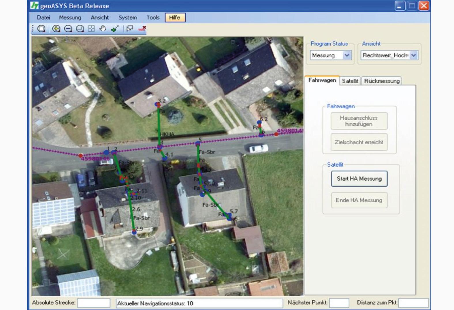 Lindauer Schere Software ASYS
